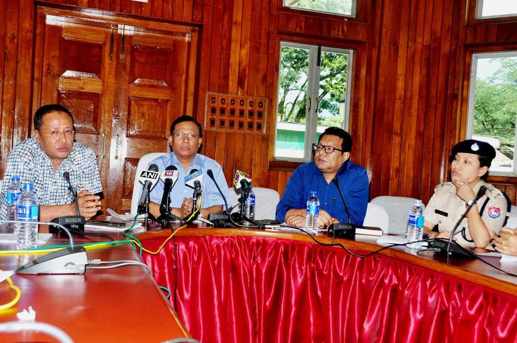 INTER DISTRICT BUS AND CITY BUS SERVICE TO BEGIN REVIVING MANIPUR