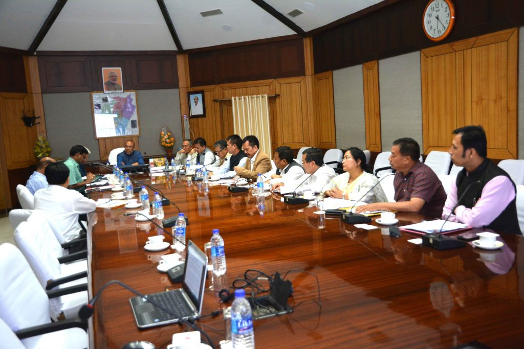 Cabinet Approves Developmental Works To Be Taken Up In 365 Days